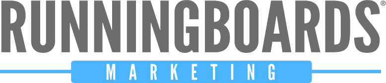 Runningboards Marketing main logo